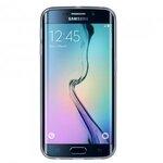 Melkco PolyUltima Cases for Samsung Galaxy S6 Edge - Transparent Black