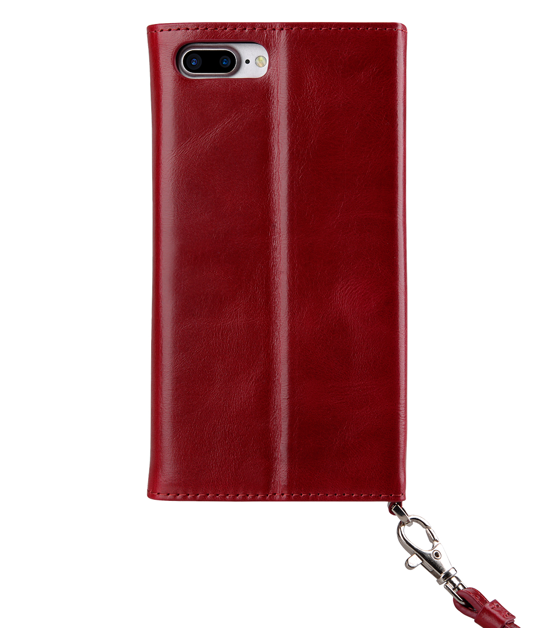 Melkco Fashion Folio Mappe Case for Apple iPhone 7 / 8 Plus(5.5') (Red)