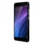 Poly Jacket TPU Case for Xiaomi Redmi 4 - (Black Mat)