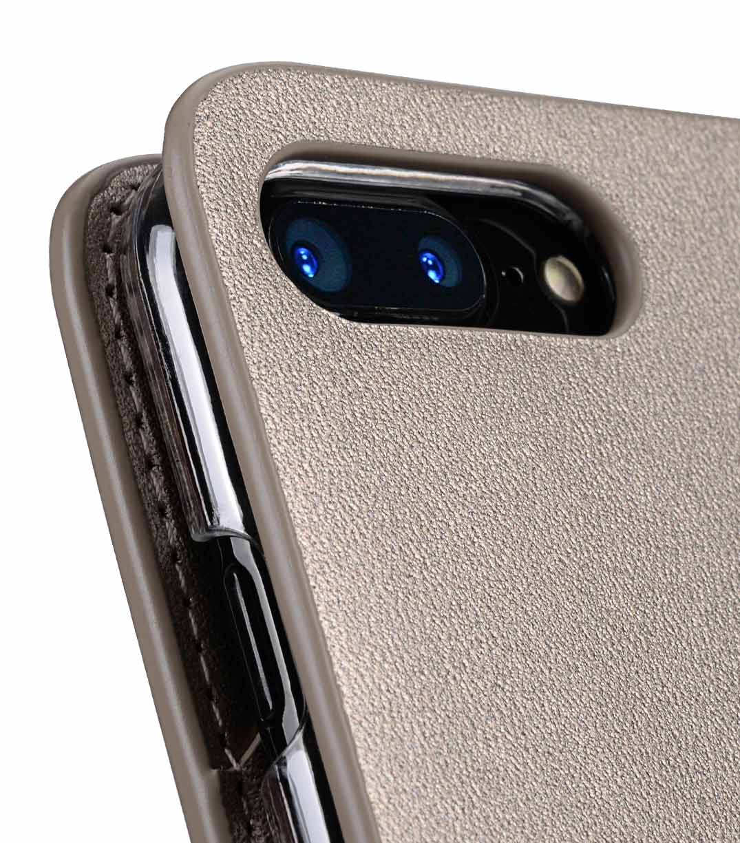 Melkco Fashion Cocktail Series slim Filp Case for Apple iPhone 7 Plus(5.5') (Gold)