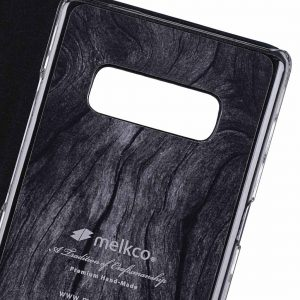 Melkco Fashion Cocktail Series Slim Flip Premium Leather Case for Samsung Galaxy Note 8 - (Italian Navy)