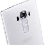 Melkco Poly Jacket TPU case for LG Optimus G4 - Transparent Mat