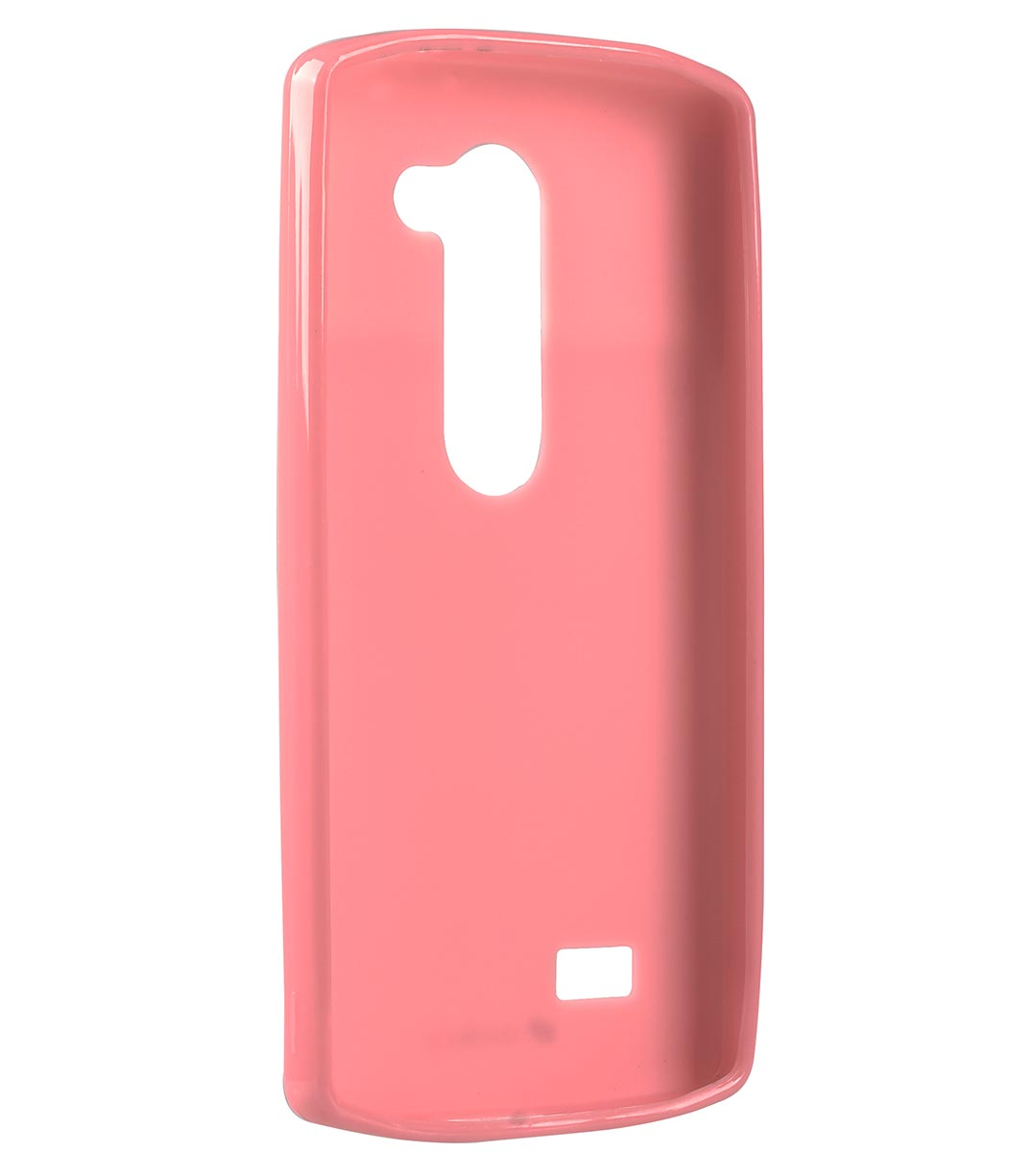 Melkco Poly Jacket TPU Cases for LG Leon - Pink