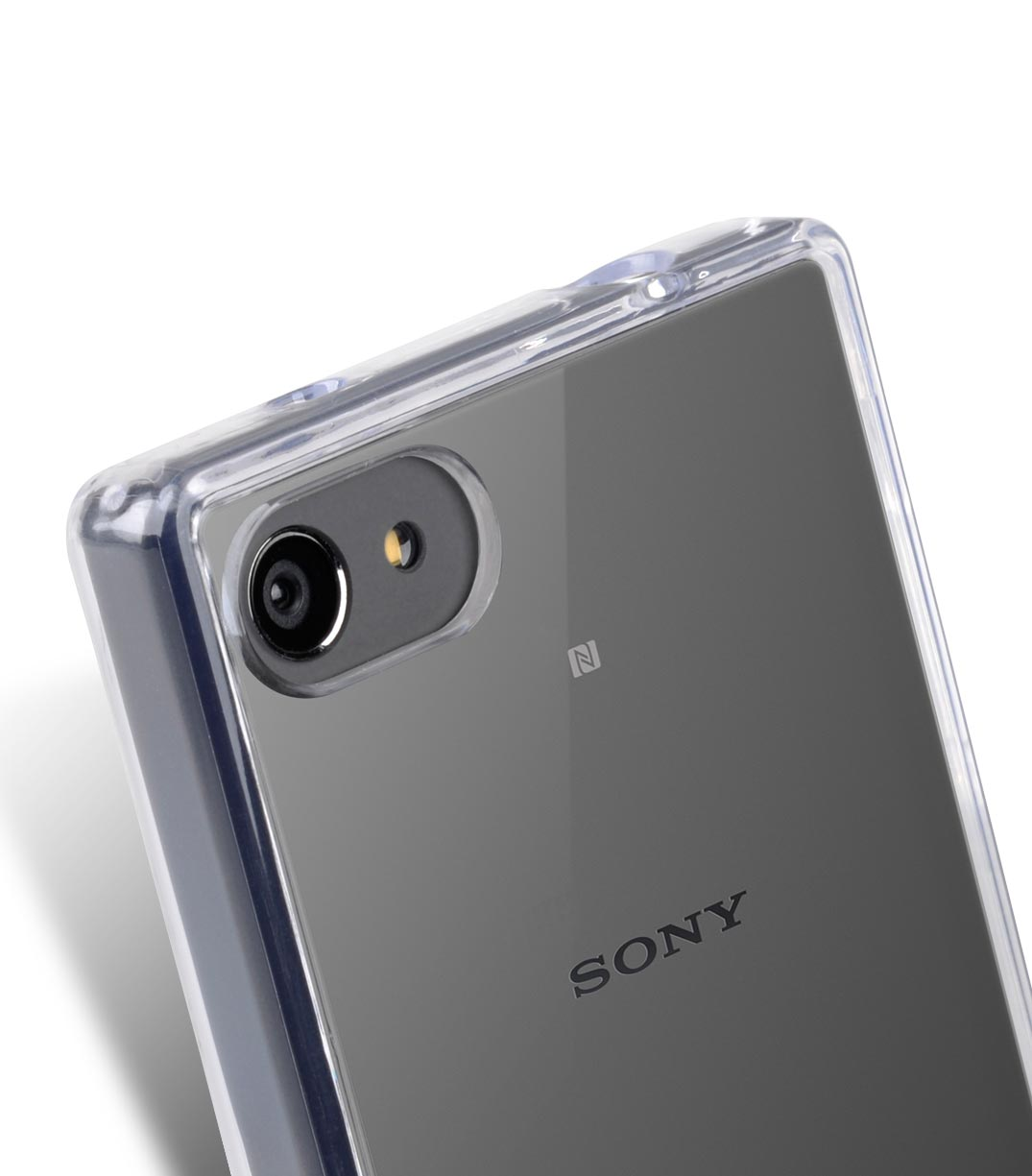 Melkco PolyUltima Cases for Sony Xperia Z5 Mini - Transparent (Without Screen Protector)