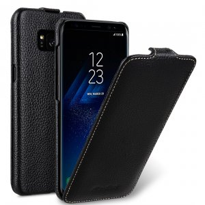 Premium Leather Case for Samsung Galaxy S8 - Jacka Type
