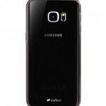 Melkco Poly Ultima Case for Samsung Galaxy S6 Edge Plus - Transparent Black