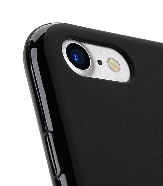 "Melkco Poly Jacket TPU Case for Apple iPhone 7 / 8 (4.7"") - Black Mat"
