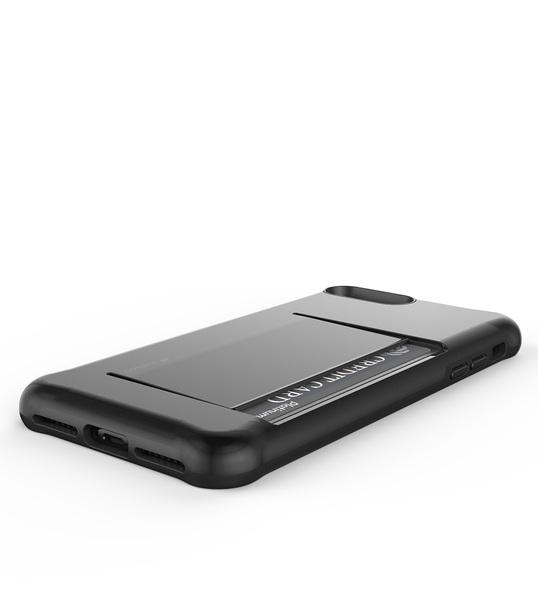 "Melkco Kubalt Series Halo Layer Case for Apple iPhone 7 / 8 Plus(5.5"")- (Black)"