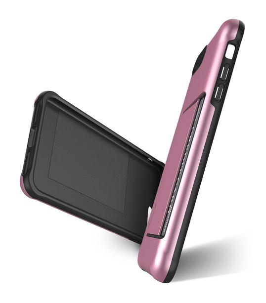"Melkco Kubalt Series Halo Layer Case for Apple iPhone 7 / 8 Plus (5.5"")- (Rose Gold)"