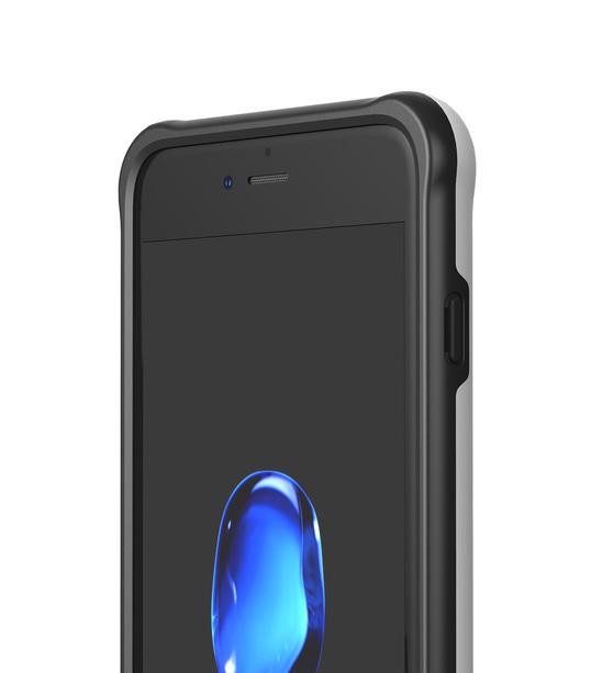 "Melkco Kubalt Series Halo Layer Case for Apple iPhone 7 / 8 Plus (5.5"") - (White)"