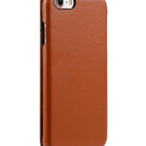 Melkco Premium Leather Case for Apple iPhone 7 (4.7'') - Jacka Type (Brown)