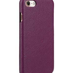 "Melkco Premium Leather Case for Apple iPhone 7 (4.7"") - Jacka Type (Purple LC)"