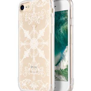 "Nation Series Arabesque 1 Pattern TPU Case for Apple iPhone 7 / 8(4.7"")"