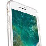 "Melkco Nation Series Arabesque 1 Pattern TPU Case for Apple iPhone 7 / 8(4.7"") - (Transprent)"