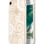 "Melkco Nation Series Flower Pattern TPU Case for Apple iPhone 7 / 8 (4.7"") - (Transprent)"