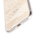 "Melkco Nation Series Kiriko Pattern TPU Case for Apple iPhone 7 / 8 (4.7"")- (Transprent)"