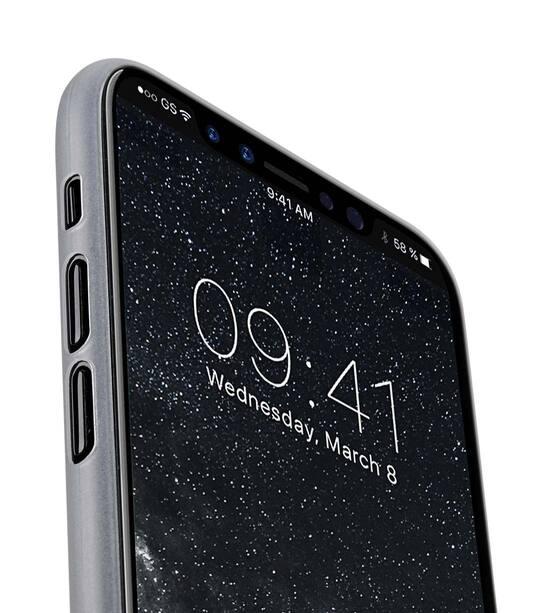 Air PP Case for Apple iPhone X - (Transparent Mat)