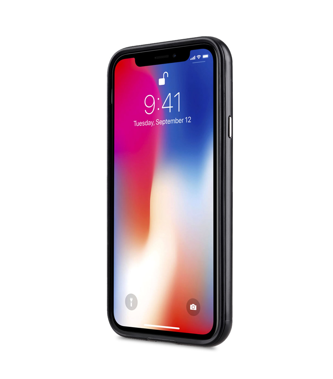 CarbonVim Case for Apple iPhone X - (Black)