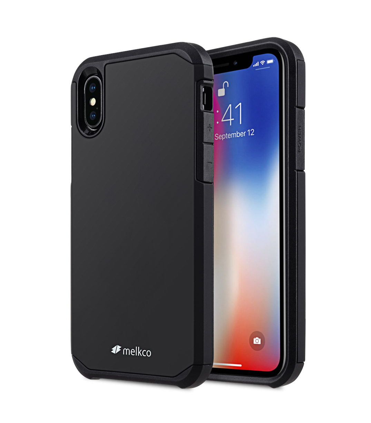 Urban Guard Case for Apple iPhone X - (Black)