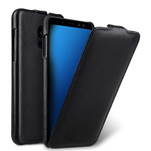 Premium Leather Case for Samsung Galaxy A8 (2018) - Jacka Type