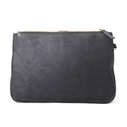 Melkco Fashion Weave Series Shoulder Bag Shoulder Bag for - ( Brown )