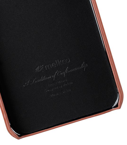 Melkco Fashion European Series Snap cover for Apple iPhone 7 / 8 (4.7') - (Orange Brown)