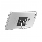 Melkco aring Universal Grip (Stand Smartphone Holder)- (Black)