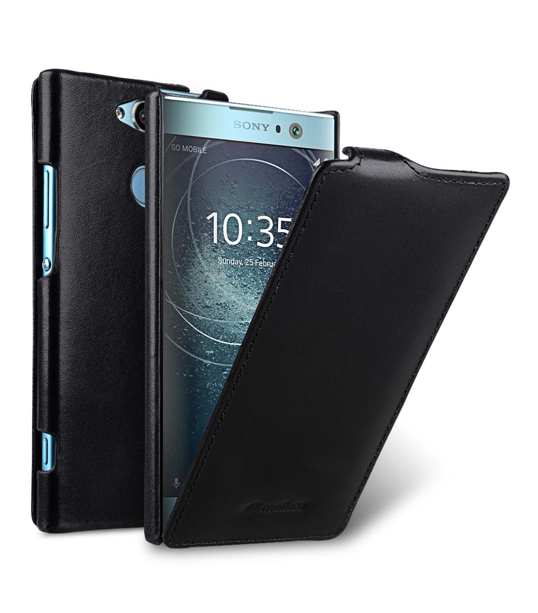 Premium Leather Case for Sony Xperia XA2 - Jacka Type