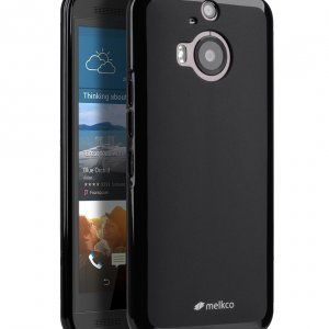 Melkco - Poly Jacket TPU (Ver.2) cases for HTC One M9 Plus - (Black Mat)