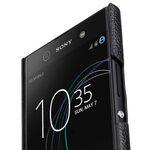 Melkco Premium Leather Snap Cover for Sony Xperia XA1 Ultra - ( Black LC )