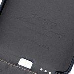 Premium Leather Case for Nokia 6 - Jacka Type (Dark Blue LC)
