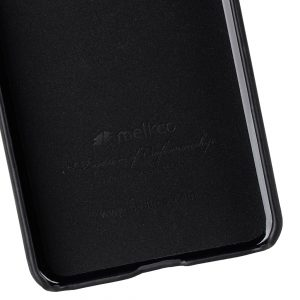Melkco PU Leather Case for LG G6 - Dual Card Slots ( Black )