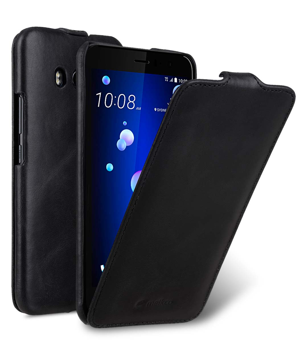 Premium Leather Case for HTC U11 - Jacka Type
