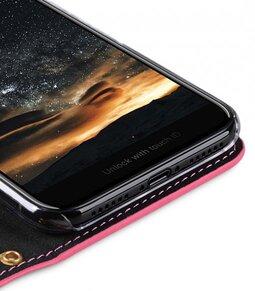 Fashion Cocktail Series Slim Flip Case for Apple iPhone X - (Peach)