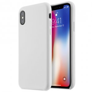 Aqua Silicone Case for Apple iPhone X / XS