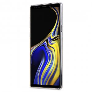 Melkco UltraThin Series Air Superlim TPU Case for Samsung Galaxy Note 9 - ( Transparent )