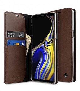 Fashion Cocktail Series Premium Leather Slim Flip Type Case for Samsung Galaxy Note 9