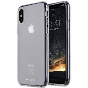 Poly Jacket TPU Case for Apple iPhone X