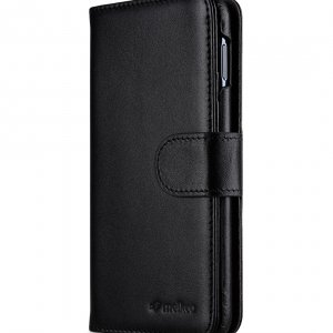 Melkco Alphard Series Waxfall Pattern Premium Leather Alphard Type Case for Samsung Galaxy S10e - ( Black WF )