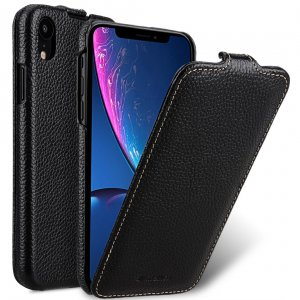 Premium Leather Jacka Type Case for Apple iPhone XR