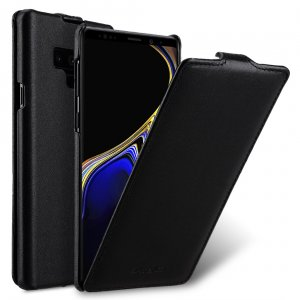 Premium Leather Jacka Type Case for Samsung Galaxy Note 9 - Jacka Type