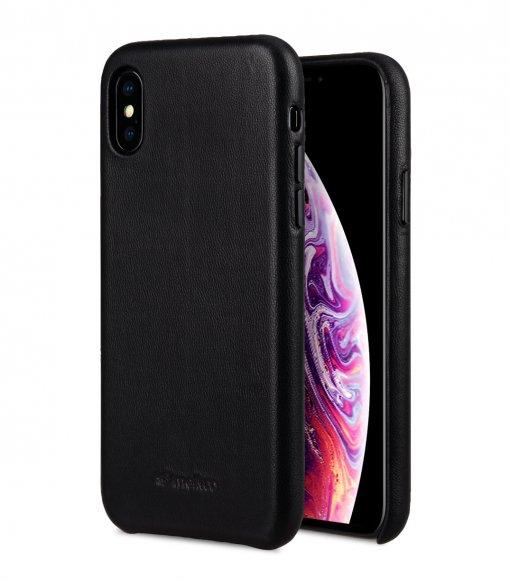 Origin Series Premium Leather Regal Snap Cover Case for Apple iPhone X / XS