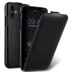 Premium Leather Jacka Type Case for Apple iPhone 11